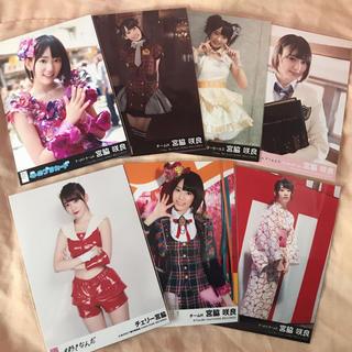 エイチケーティーフォーティーエイト(HKT48)の【即購入可】HKT48 AKB48 IZ*ONE 宮脇咲良 生写真 まとめ売り(アイドルグッズ)