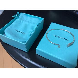 Tiffany & Co. - ティファニーバングル、ラブノット