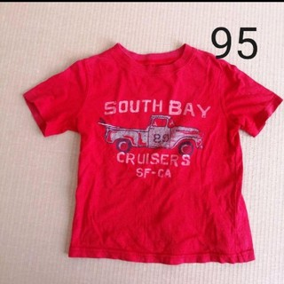 babyGAP - babyGAP Tシャツ 車 95