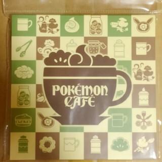 ポケモン(ポケモン)のポケモンセンター メモ Pokemon Cafe(ノート/メモ帳/ふせん)