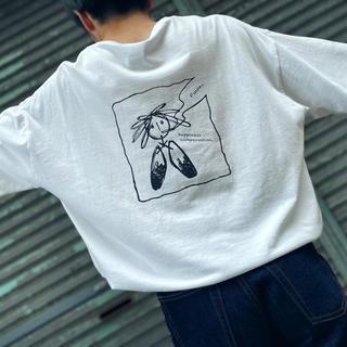 ハレ(HARE)のインスタブランド「adatto」プリントtシャツ style.1(Tシャツ/カットソー(半袖/袖なし))