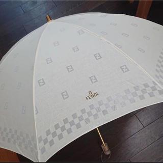 FENDI - FENDI折りたたみ式日傘(美品)