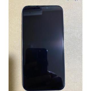 iPhone - iPhone X 本体 64GB シルバー