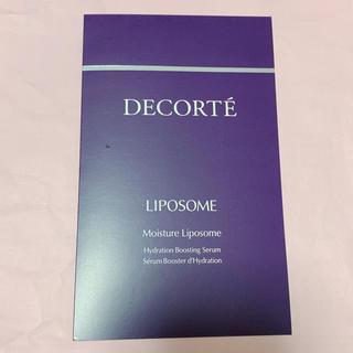 コスメデコルテ(COSME DECORTE)の*サリー様専用*新品未使用*コスメデコルテ リポソーム(美容液)