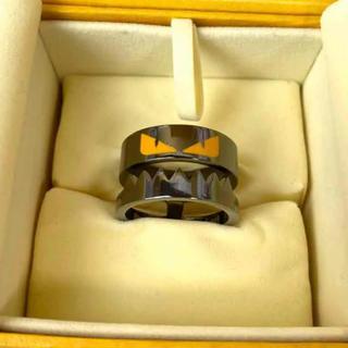 フェンディ(FENDI)のフェンディー リング メンズ(リング(指輪))
