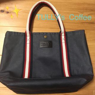 タリーズコーヒー(TULLY'S COFFEE)の土日価格★TULLY's COFFEE トートバッグ(トートバッグ)