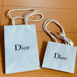 ディオール(Dior)のDior ディオール ショップ袋 リボン付き(ショップ袋)