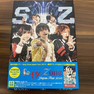 セクシー ゾーン(Sexy Zone)のSexy Zone Japan Tour 2013(初回限定盤Blu-ray) (ミュージック)