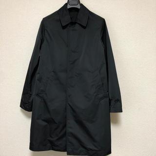 Jil Sander - JIL SANDER 定番ステンカラーコート 黒 44 COAT