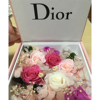 ディオール(Dior)のフラワーBOX(その他)