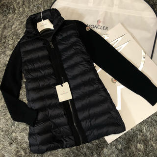 MONCLER - モンクレール 正規品 MAGLIATRICOT CARDIGAN 新品 DIST