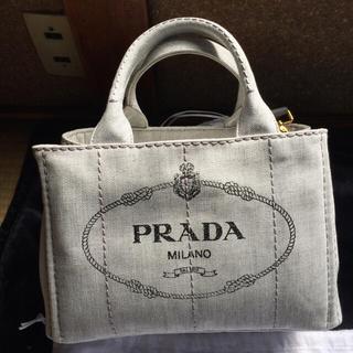 PRADA - プラダ カナパショルダー