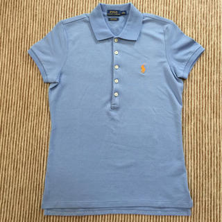 ポロラルフローレン(POLO RALPH LAUREN)のPolo Ralph Lauren ポロラルフローレン ポロシャツ ブルー M(ポロシャツ)