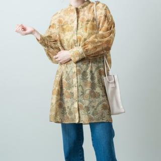 カスタネ(Kastane)の大人気完売商品🌞 パーニュシアーBIGシャツ(シャツ/ブラウス(長袖/七分))