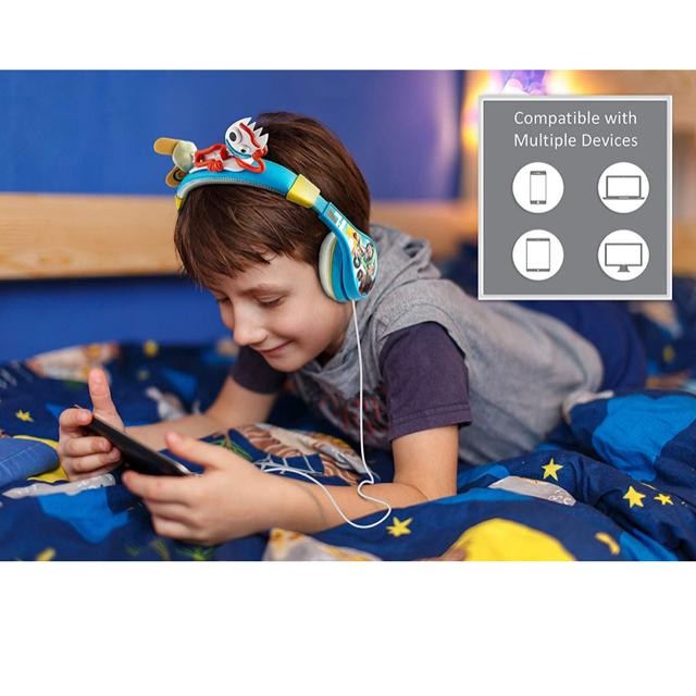 Disney(ディズニー)のセール中!ディズニーピクサー TOY STORY 4のヘッドフォン エンタメ/ホビーのおもちゃ/ぬいぐるみ(キャラクターグッズ)の商品写真