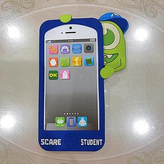 ディズニー(Disney)のiPhone5ケース モンスターズ・インク(iPhoneケース)