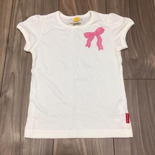 ムージョンジョン(mou jon jon)のmou jon jon 刺繍Tシャツ 美品(Tシャツ/カットソー)