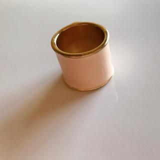 エイチアンドエム(H&M)の太めリング(リング(指輪))