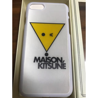 メゾンキツネ(MAISON KITSUNE')のMAISON KITSUNÉ メゾンキツネ iPhoneケース7/8(iPhoneケース)