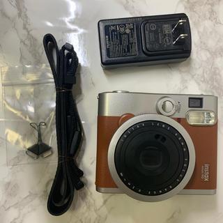 フジフイルム(富士フイルム)のintax mini 90 ネオクラシック ブラウン(フィルムカメラ)
