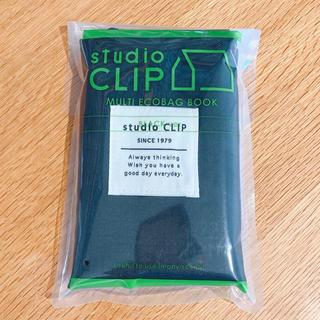 STUDIO CLIP -   新品 スタジオクリップ エコバッグ ブラック スタディオクリップ