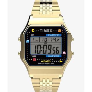 タイメックス(TIMEX)のTimex × PAC-MAN タイメックス × パックマン コラボウォッチ(腕時計(デジタル))