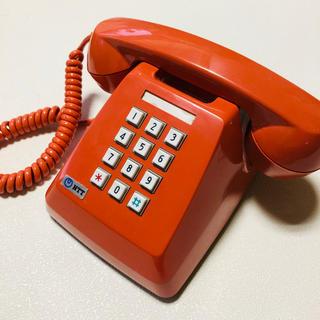 昭和レトロ 601-P CL電話器 日本電信電話株式会社