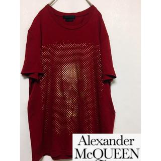 アレキサンダーマックイーン(Alexander McQueen)のアレキサンダーマックイーン ALEXANDER McQUEEN スカルTシャツ(Tシャツ/カットソー(半袖/袖なし))