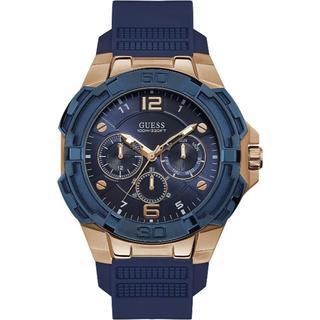 ゲス(GUESS)のGUESS ゲス 腕時計 Genesis ジェネシス W1254G3 メンズ(腕時計(アナログ))