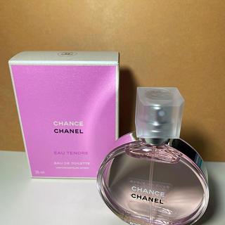 CHANEL - CHANEL Chance オー タンドゥル オードゥ トワレット 35ml