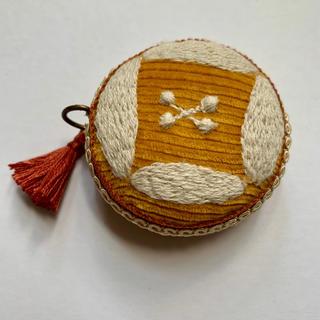 ミナペルホネン(mina perhonen)のマカロン メジャー ミナペルホネン  check &stripe  裁縫 文房具(その他)