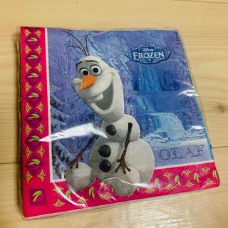 ディズニー(Disney)の新品 アナと雪の女王 ペーパーナプキン デコパージュ 海外(その他)