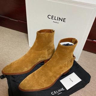 celine - CELINE セリーヌ ジャクノジップアップブーツ 新品未使用 国内正規品