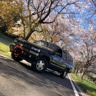 シボレー(Chevrolet)の99 サバーバン(車体)