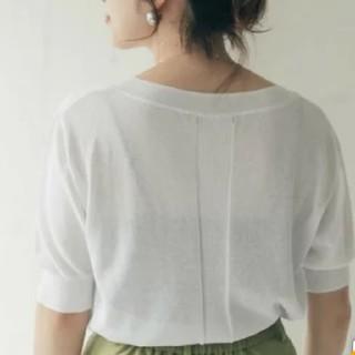アーバンリサーチ(URBAN RESEARCH)のアーバンリサーチ ニットティーシャツ(Tシャツ(半袖/袖なし))