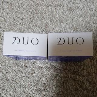 MERCURYDUO - デュオ クレンジングバームホワイト 2個