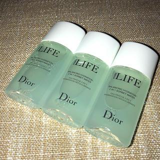 クリスチャンディオール(Christian Dior)のDior * 化粧水 * ライフ バランシング ソルベ ウォーター * サンプル(化粧水/ローション)