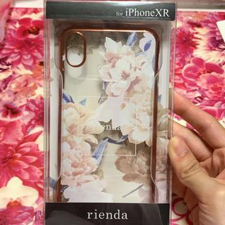 リエンダ(rienda)のrienda  iPhoneケース(iPhoneケース)