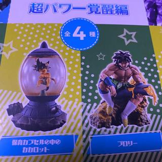 メガハウス(MegaHouse)のドラカプ超パワー覚醒編全4種(キャラクターグッズ)
