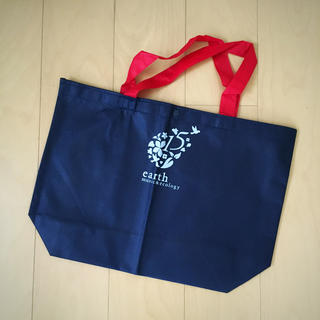 アースミュージックアンドエコロジー(earth music & ecology)のアースミュージック&エコロジー 15周年記念不織布ショップ袋 レア限定(ショップ袋)