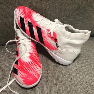adidas - 新品未使用 アディダス サッカー シューズ トレシュー