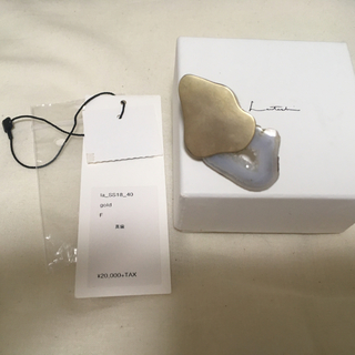 mame - ラウタシー 天然石イヤリング 片耳