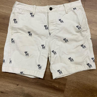 Abercrombie&Fitch - Abercrombie & Fitch ショートパンツ(値下げしました)