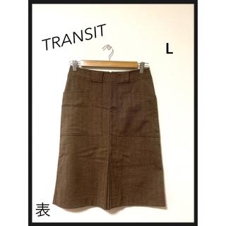 ♠︎TRANSIT♠︎スカート(ひざ丈スカート)