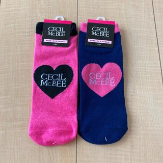 CECIL McBEE - CECIL McBEE靴下セット