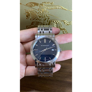 バーバリー(BURBERRY)のバーバリー BURBERRY BU1362 メンズ 時計 腕時計 稼働中(腕時計(アナログ))
