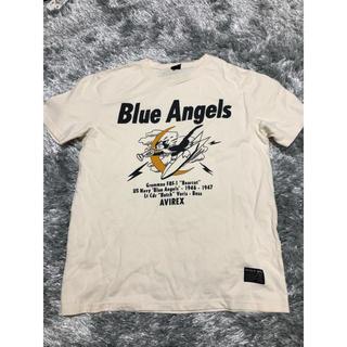 アヴィレックス(AVIREX)のAVIREX Tシャツ 美品 Mサイズ(Tシャツ/カットソー(半袖/袖なし))
