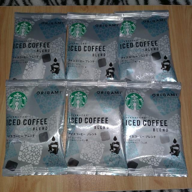 Starbucks Coffee(スターバックスコーヒー)のドリップコーヒー 食品/飲料/酒の飲料(コーヒー)の商品写真