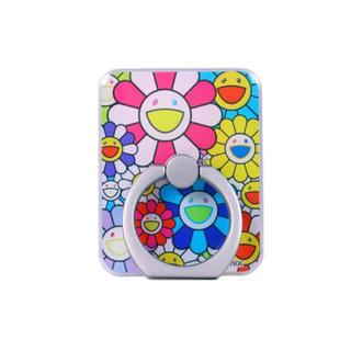 シュプリーム(Supreme)の村上隆 Flower Smartphone Ring スマホ リング(iPhoneケース)