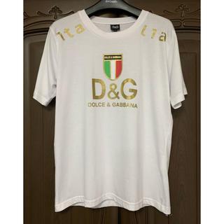 ドルチェアンドガッバーナ(DOLCE&GABBANA)の D&G Tシャツ♪(Tシャツ/カットソー(半袖/袖なし))